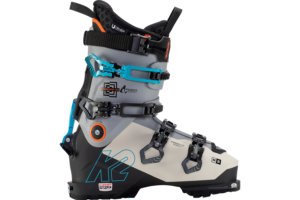 K2 Mindbender 120 alpin freeride pjäxa med skön passform och grymt gåläge