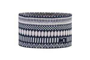 Kari Traa Åkle Headband Marin varmt och skönt pannband i ull