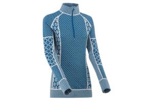 Kari Traa Smecker HZ Ocean är en ny skön och varm underställs tröja i ull