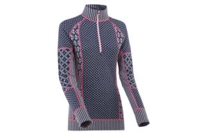 Kari Traa Smecker HZ Pearl ny varm och skön underställs tröja i ull