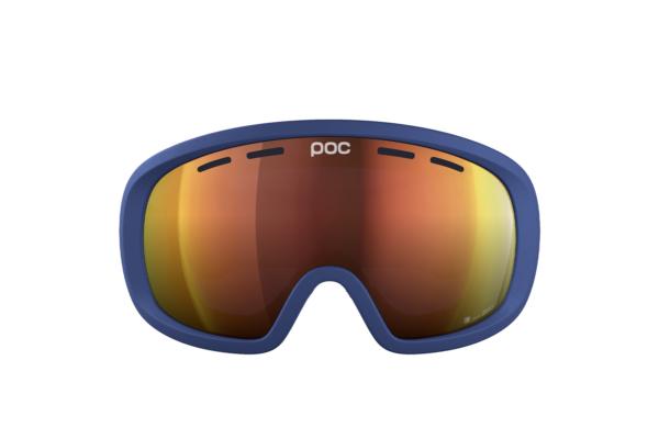 POC Fovea Mid Clarity (Lead Blue)