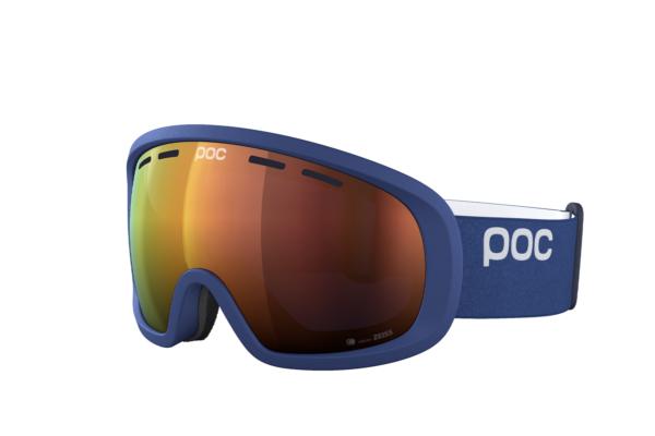 Poc Fovea Mid Clarity Lead Blue goggle för mindre ansikten