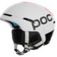 Poc Obex BC Spin Hydrogen White Fluoroscent Orange stabil och säker skidhjälm