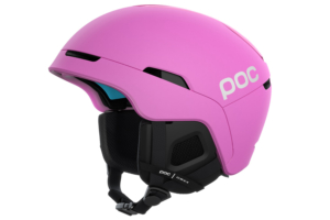 Poc Obex Spin Actinium Pink lätt skidhjälm i rosa