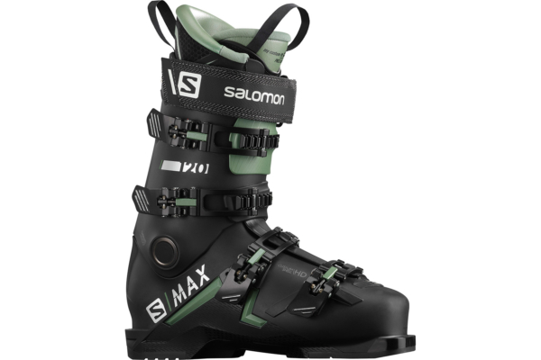 Salomon S Max 120 alpinpjäxa med tight passform