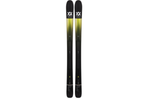 Völkl Katana 108 är en stor stabil offpist skida för den som söker stabilitet