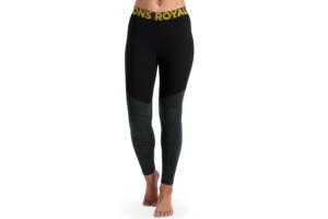 Mons Royale Christy Leggings Wild Thing front bra och sköna undrställs byxor i ull