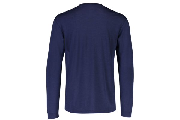 Mons Royale Icon LS Navy back