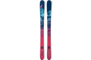 Nordica Santa Ana 93 populär allmountain skida för dam som passar till all skidåkning