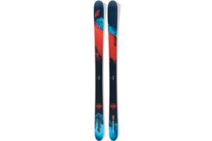 Nordica enforcer 100 tabil allmountain skida som passar duktiga åkare som vill ha en skida för allt