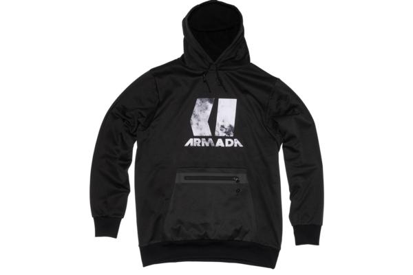 Armada Vortex Tech Fleece Black