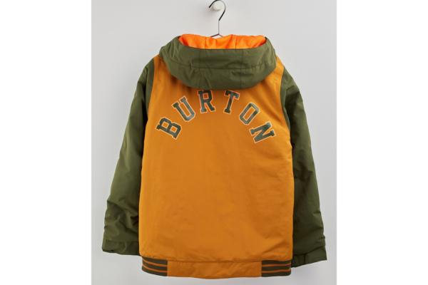 Burton Boys game Day Jacket True Penny 1 back