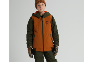 Burton Boys game Day Jacket True Penny häftig skid och snowboard jacka