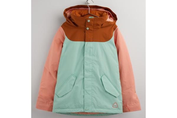 Burton Girls Elodie Jacket faded jade
