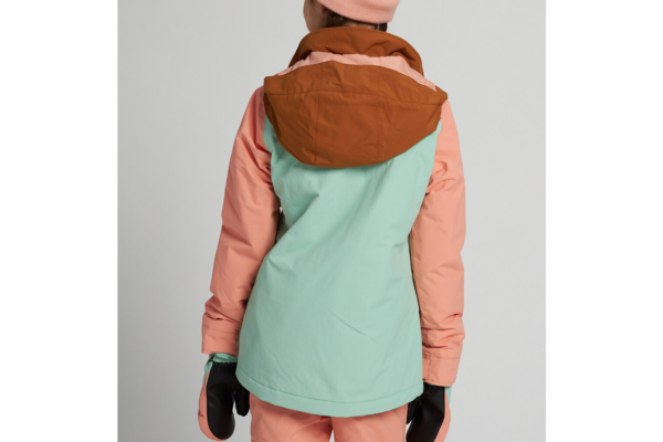 Burton Girls' Elodie Jacket (Faded Jade)