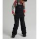 Burton Kids Skylar Bip pant True Black skidbyxa med hängslen