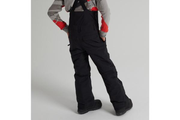 Burton Kids' Skylar Bib Pant (True Black)