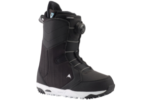 Burton Limelight Boa Black snowboard sko för damer