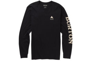 Burton Long sleeve T-Shirt True Black