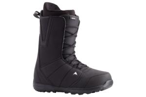 Burton Moto Lace Black snowboard sko för killar