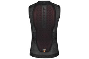 Scott AirFlex M's Light Vest Protector dark grey ryggskydd