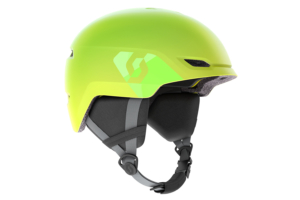 Scott Helmet Keeper 2 Plus high viz green skidhjälm