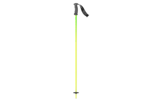 Scott Pole Slight Jr high viz green skidstav