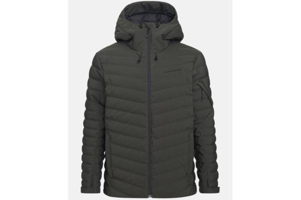 Peak Performance Frost Ski Jacket (Coniferous Green)