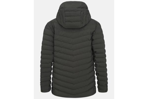 Peak Performance Frost Ski Jacket (Coniferous Green) Back
