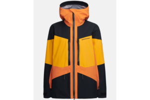 Peak Performance Gravity Jacket Orange Altitude