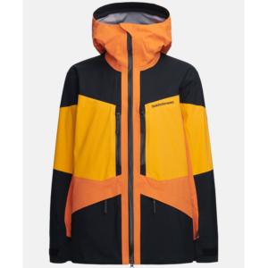 Peak Performance Gravity Jacket Orange Altitude