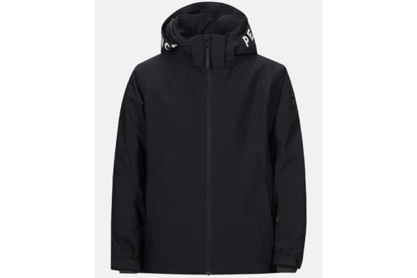 Peak Performance Jr Rider Ski Jacket (Black)