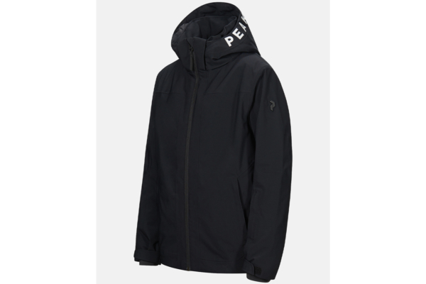 Peak Performance Jr Rider Ski Jacket (Black) side