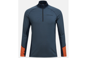 Peak Performance M Magic Half Zip (Blue Steel)