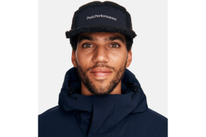 Peak Performance Original Pile Cap (Black)