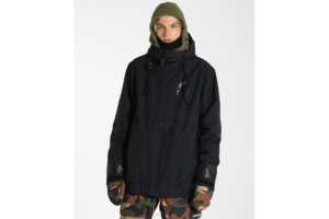 Armada Baxter insulated jacket black