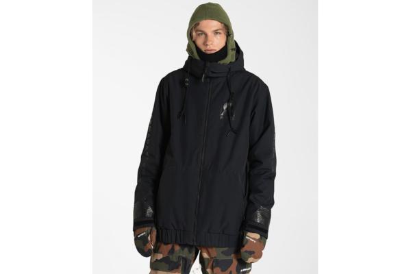 Armada Baxter insulated jacket black