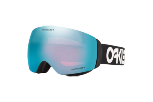 Oakley Flight Deck XL, factory pilot black, prizm snow saphire