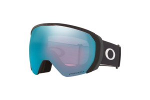Oakley Flight path, black, prizm snow saphire