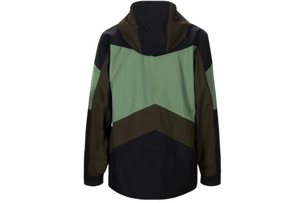 Peak Performance Gravity Jacket (Coniferous Green) back