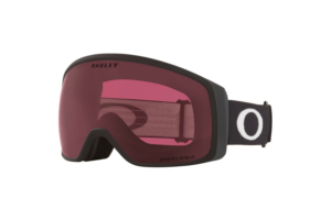 oakley flight tracker xm matte black prizm dark grey