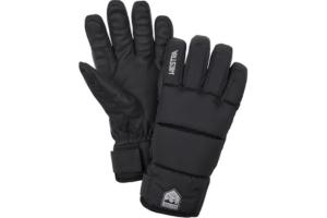 Hestra CZone Frost Primaloft - 5 finger (Black)