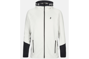 Peak Performance Rider Zip Hood (Offwhite)