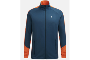Peak Performance Rider Zip Jacket (Blue Steel)