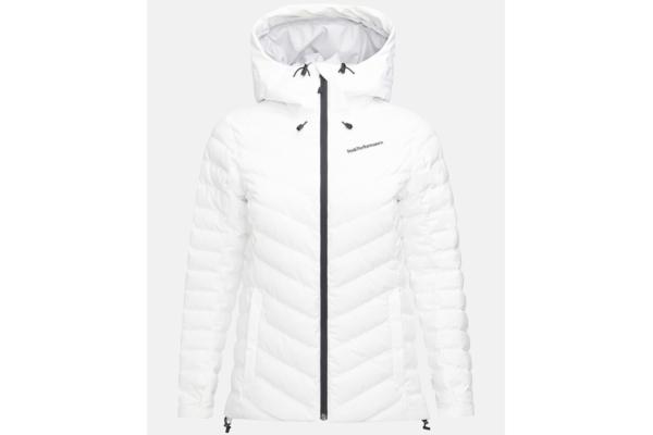 Peak Performance W Frost Ski Jacket (Offwhite) skidjacka