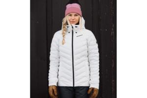 Peak Performance W Frost Ski Jacket (Offwhite) modell
