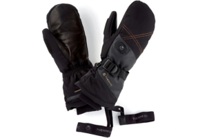 Therm-ic Ultra Heat Mitten Women (Black)
