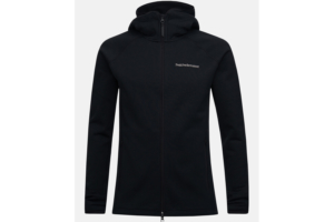 Peak Performance Chill Zip Hood (Black)