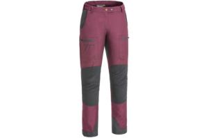 Pinewood-Womens-Trousers-Caribou-TC_Plum-Dark-Anthracite outdoorbyxa