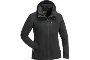 Pinewood-Womens-Jacket-Finnveden-Hybrid_Black